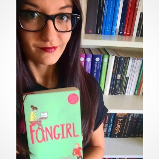 Fangirl In Love With Books and UK