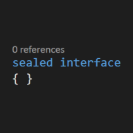 sealed interface