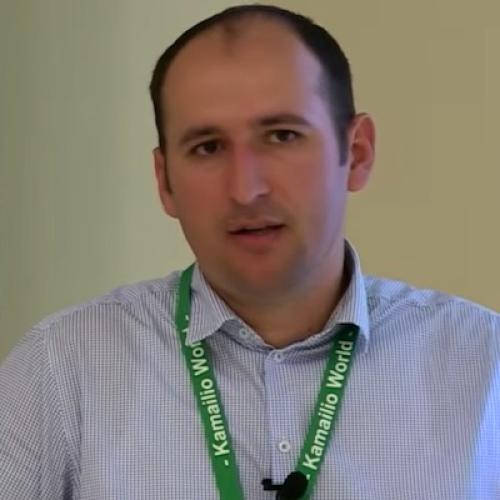 Photo of Daniel-Constantin Mierla