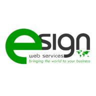 eSignWebServices