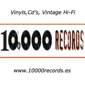 10000Records at Discogs