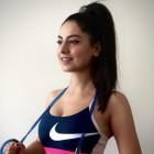Pilates Eğitmeni Gözde Tamer fotoğrafı