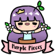 Purple Pieces