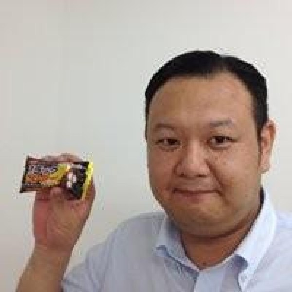 伊藤 大介(有楽製菓 マーケティング部 係長)