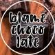 Sophie @ Blame Chocolate