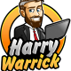 %Harry Warrick - %Author Artist and Trainer Harry Warrick