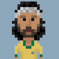 Pixel-Rockstar