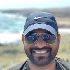Anil Kumar M (organizer)