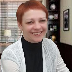 Ольга Белоглазова