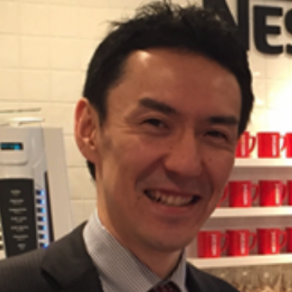島川基(ネスレ日本 飲料事業本部レギュラーソリュブルコーヒービジネス部 部長)