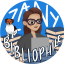 Amy the Zany Bibliophile