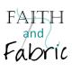 Jen @ Faith and Fabric