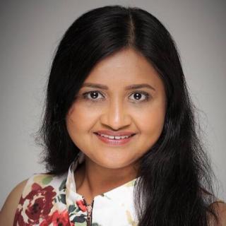 Dr Gargi Sinha
