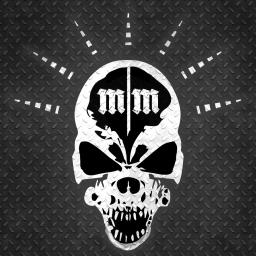 Metal Mastermind Logo - dark