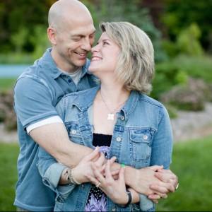 Joel and Lisa Schmidt