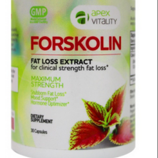 Forskolin Extract Trials
