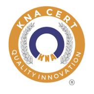 chứng nhận knacert