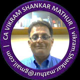 CA Vikram Shankar Mathur (G9)