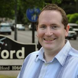 Councillor Keith Aspden