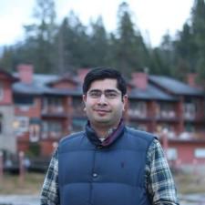 Avatar for varunv from gravatar.com