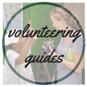 Volunteering Guides