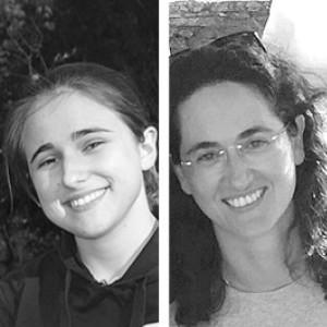 Diana Costa e Lénea Coelho