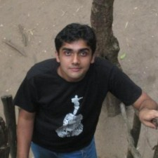 Avatar for arjunrn from gravatar.com