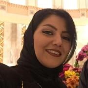 تصویر ماندانا حاج اکبری