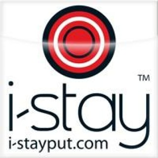 i-stay - the non-slip bag strap!