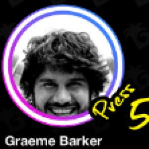 Profile picture for Graeme Barker
