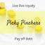 Mrs. Picky Pincher