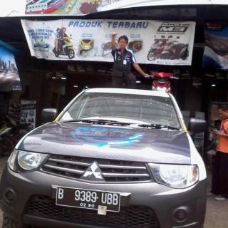 Adrian Yamaha Mustika