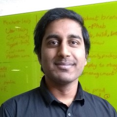 Chaitanya Pramod (participant)