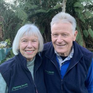 Hugo & Helen Disler
