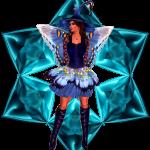 Portrait de Blue Coeur d'étoile