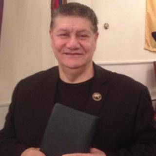 Chaplain John