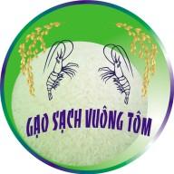 Gạo Sạch Vuông Tôm