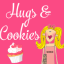 HUGS & COOKIES XOXO