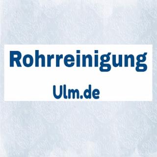 Rohrreinigung Ulm