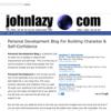 johnlazy personal development blog