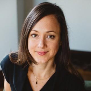 Karen Kirkness, avid yogi. MFA, MSc