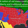 Image of Red-State Secession