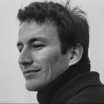 Photo of Ezra Eeman