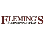 Photo of Fleming's Fundamentals of Law