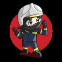 Bombero Ninja