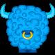 Bison Touffu