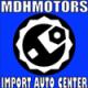 MDH Motors logo