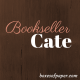Bookseller Cate