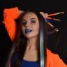 Креативный образ на 14 февраля - праздничный макияж и фото с розой от Волшебницы Стиля - Дианы Кульковой!..