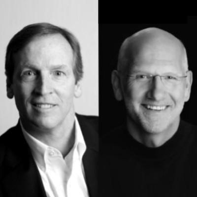 Jeff Dyer and Hal Gregersen